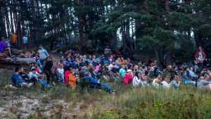 Брянский фестиваль бардовской песни посетили 1100 человек