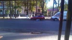 В Брянске на улице Куйбышева насмерть сбили человека