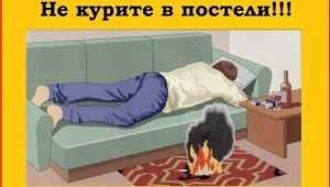 Сгоревших в посёлке Толмачево мужчину и женщину погубило курение
