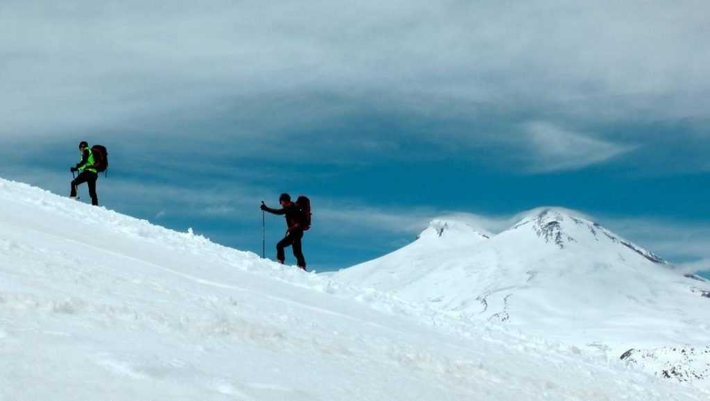 Из-за удара молнии на Эльбрусе погиб альпинист из Брянска