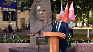 В Брянске почтили память Героя Советского Союза Дмитрия Медведева