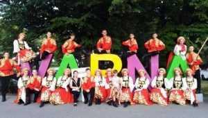 Брянский ансамбль «Калинка» покорил танцем Сербию и Болгарию