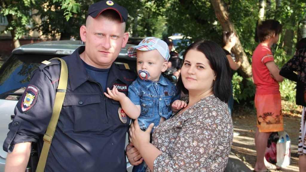 Брянские полицейские уехали в командировку на Северный Кавказ
