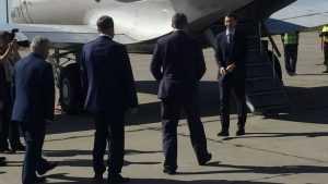 В Брянскую область прибыл полномочный представитель президента России