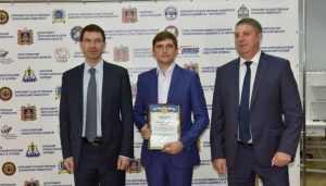 Полпред Щёголев вручил президентские гранты брянским учёным