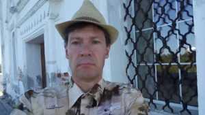 Печального брянца Николая Антоненко оскорбили на Свенской ярмарке