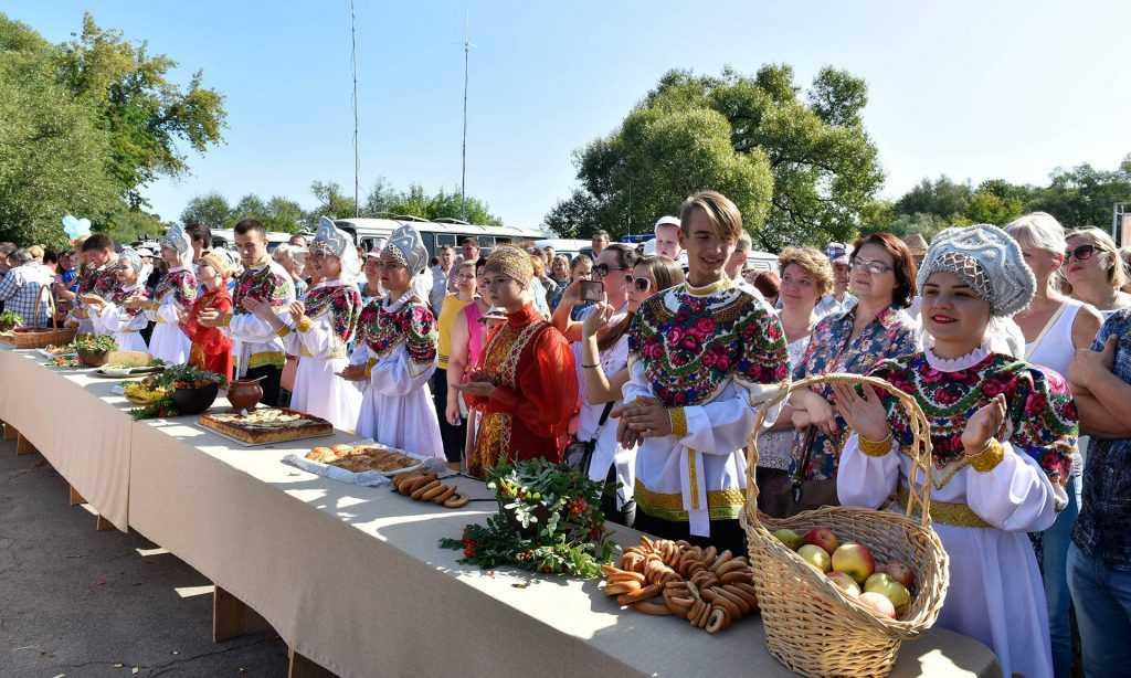 Более 120 тысяч человек посетили Свенскую ярмарку в Брянске