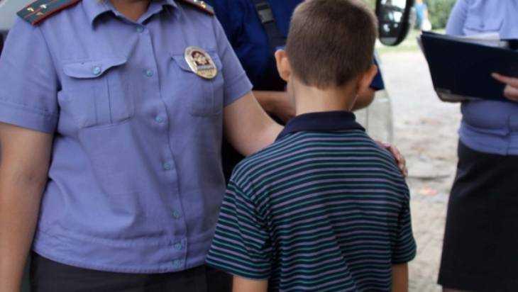 В Брянской области подростки стали реже воровать