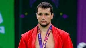 В Брянске создадут школу самбо чемпиона мира Артёма Осипенко