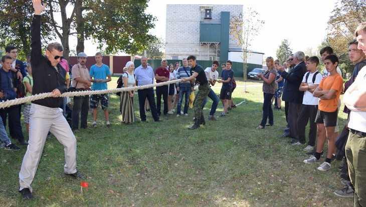 Климовский район Брянщины отпраздновал 75-ю годовщину освобождения