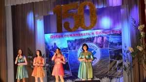 Белые Берега отметили 150-летие поселка