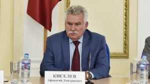 Главный федеральный инспектор Афанасий Киселёв оставил свой пост