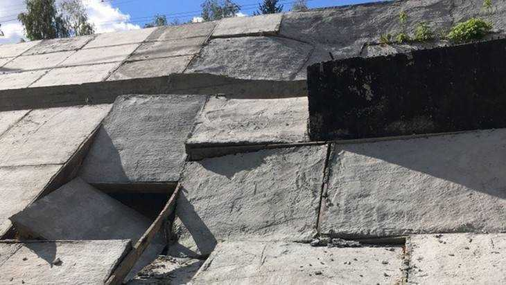 В Брянске паникёры «обрушили» новый Первомайский мост