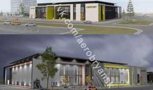 Представлены заманчивые эскизы будущего Брянского аэропорта