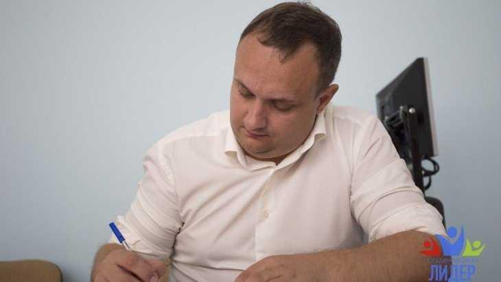 Брянец Андрей Артюхов вошел в десятку студенческих вожаков России