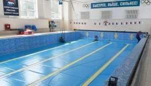 В Путёвке Брянского района после ремонта открыли бассейн