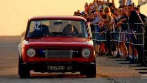 Брянский гонщик на «копейке» обогнал 600-сильный спорткар