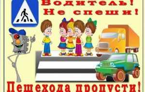 В Брянске автомобилистка покалечила пенсионерку на «зебре» у светофора