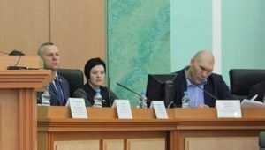 Президентские поправки пенсионной реформы поддержали брянские депутаты