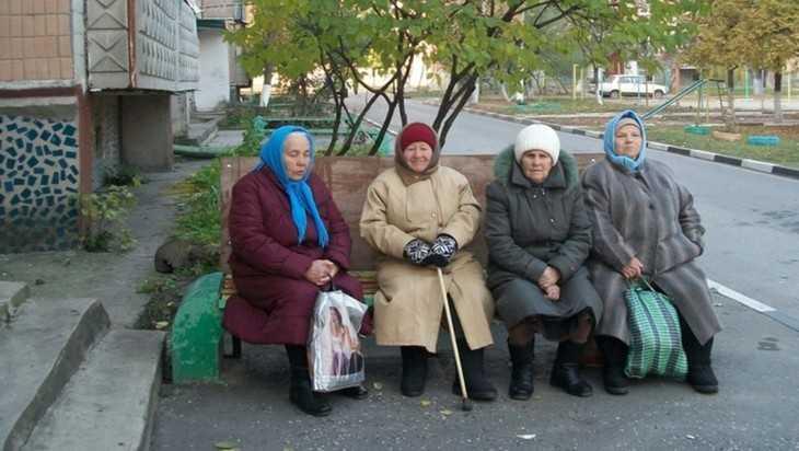 В Брянске с 1 октября увеличат выплаты ветеранам труда