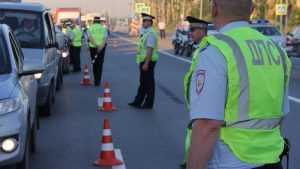В Брянске 27 сентября пройдут сплошные проверки водителей