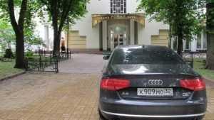 В Брянске с начала года оштрафовали 1700 нарушителей правил парковки