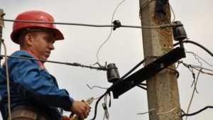 Тысяче домов Выгоничского района энергетики вернули свет