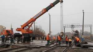 В Брянске закроют переезд возле платформы Мальцевской