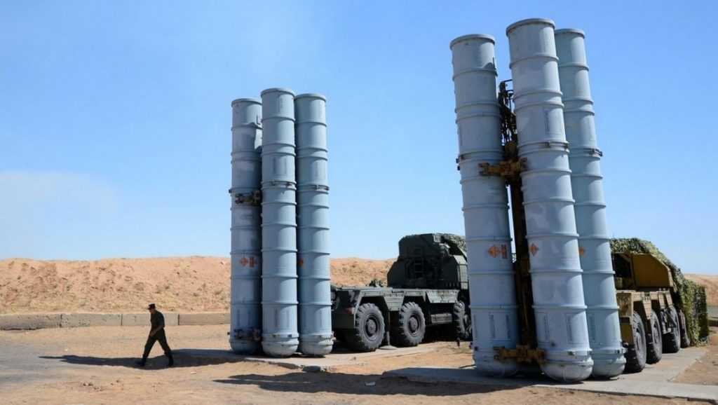 Брянские самолеты доставили в Сирию С-300