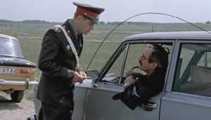 В Брянске отдали под суд водителя, протащившего гаишника по дороге