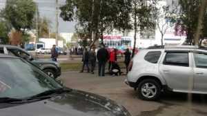 В Брянске автомобиль сбил парня на закрытом переходе возле «БУМ-Сити»