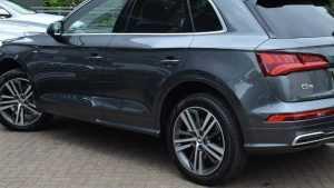 В Брянске 36-летний водитель Audi сбил на переходе 42-летнюю женщину