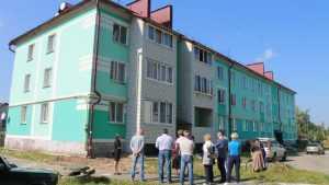 В Брянск выявили недоделки в домах для переселенцев из ветхого жилья