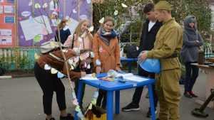 Жители Гордеевского района отпраздновали 75-ю годовщину освобождения