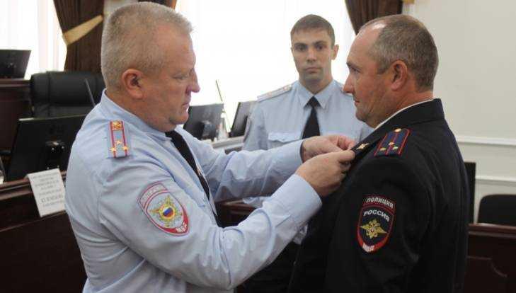 Брянских полицейских президент наградил за спасение 11-летнего мальчика