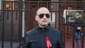 «Революционер» Удальцов пролил бальзам на материю брянских коммунистов
