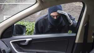 В Сельцо вор-рецидивист украл портмоне из автомобиля