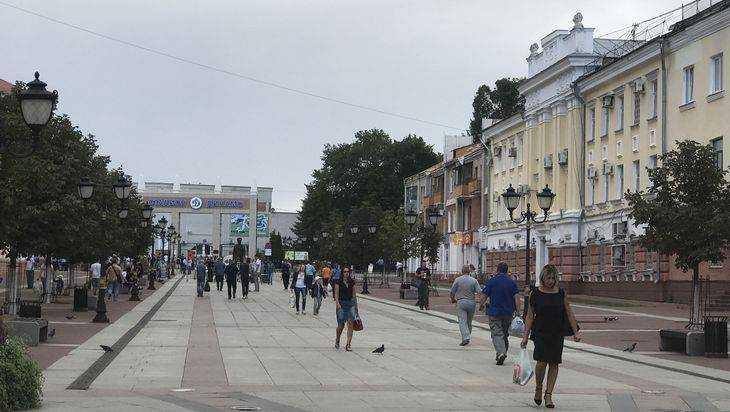 Жителей Брянска пригласили на бесплатную экскурсию по центру города