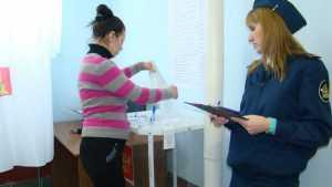 На брянских избирательных участках нашли недостатки