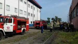 В Бежицком районе случился пожар внутри трансформаторной подстанции