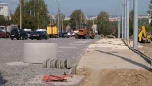 В Брянске на Городищенской горке ускорили строительство дороги