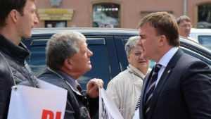 Брянские коммунисты подготовили булыжники для пенсионного митинга