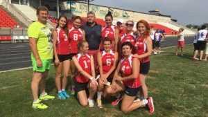 Брянские спортсменки успешно выступили на фестивале в Анапе