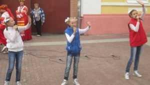 В Брянске накануне Дня города проведут фестиваль детских талантов