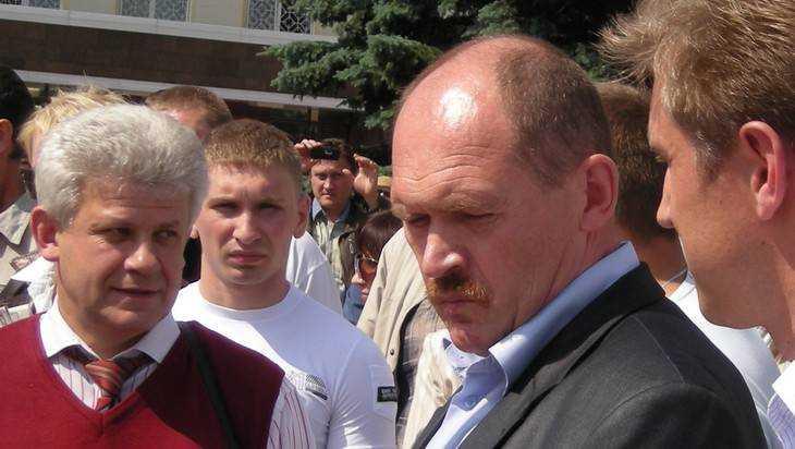 На волю из колонии вышел бывший мэр Брянска Сергей Смирнов
