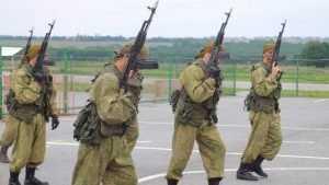 На границе с Брянской областью эвакуировали 11 деревень