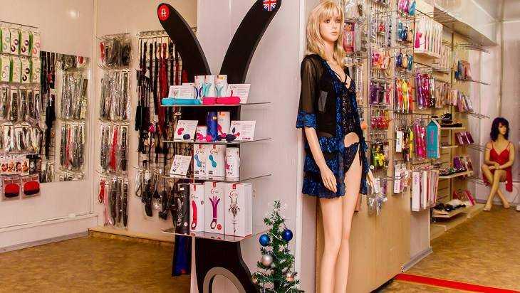 Директор обворованного брянского секс-шопа пожаловалась на полицию
