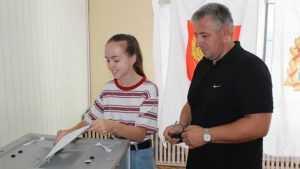 «Единая Россия» победила на выборах в Брянской области