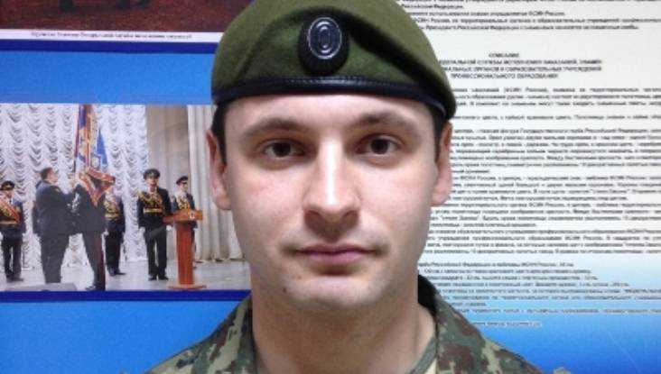 В Брянске сотрудника УФСИН наградили за спасение семьи при пожаре