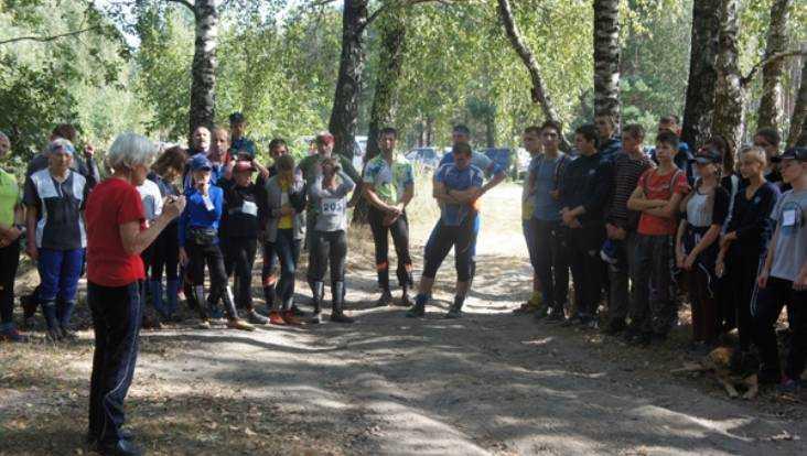 В Жирятинском районе прошел турнир по спортивному ориентированию
